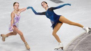 Действительно лучшие прокаты 2-го дня чемпионата России по фигурке, а не предвзятая судейская версия: видео