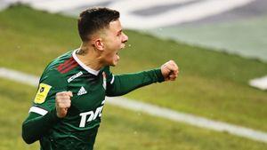 Голы Лисаковича и Крыховяка принесли «Локомотиву» победу над ЦСКА
