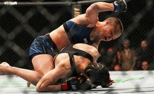 Жанг — о поражении от Намаюнас: «Раньше моей задачей было стать чемпионкой UFC, теперь я целюсь еще выше»