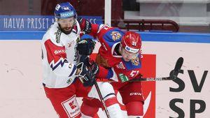 Сборная России обыграла Чехию и досрочно выиграла Евротур
