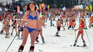 Изменения климата угрожают Олимпиаде. Скоро для зимних Игр не будет хватать снега