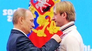 «Так может только наш Президент! Не в бровь, а в глаз!» Плющенко восхитился ответом Путина на слова Байдена
