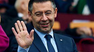 Официально: Бартомеу покинул пост президента «Барселоны»