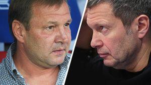 Украинский тренер Калитвинцев ответил накритику телеведущего Соловьева, называвшего его махровым русофобом