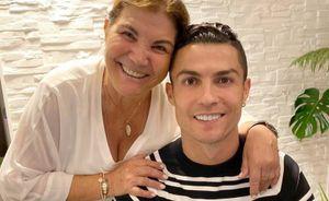 Мама Криштиану Роналду: «Сын, прежде чем я умру, хочу увидеть твое возвращение в «Спортинг»