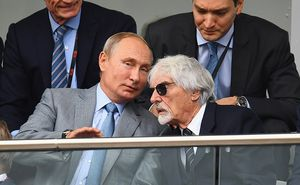 «На Западе завидуют достижениям Путина». Экс-глава Формулы-1 назвал президента России своим кумиром