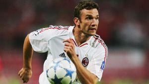 Шевченко вспомнил легендарное поражение «Милана» в финале ЛЧ: «Я 3 месяца после этого просыпался по ночам с криком»