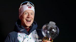 Йоханнес Бе в 3-й раз подряд стал обладателем «Большого хрустального глобуса»