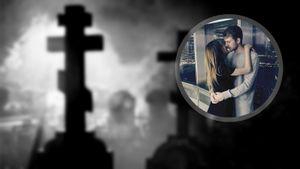 «Дальше к мужу». Вдова умершего футболиста «Локомотива» объяснила свои слова о покупке места на кладбище