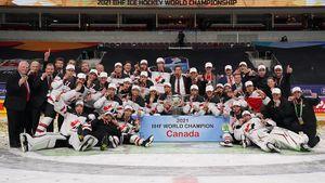 Канада установила уникальный рекорд: выиграла чемпионат мира, проиграв на турнире 4 раза