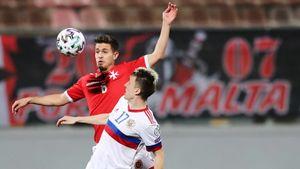 Россия обыграла Мальту в стартовом матче отбора к ЧМ-2022 благодаря голам Дзюбы, Марио и Соболева. Как это было