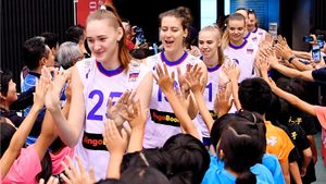 Русские волейболистки впервые за 20 лет возьмут медали Кубка мира. Нам помогли кореянки