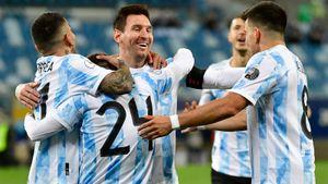 Букмекеры сомневаются, но мы верим в результативную рубку в этом полуфинале. Прогноз на Аргентина— Колумбия