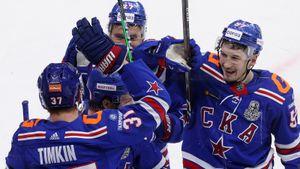 СКА безжалостно разделался с «Динамо». 4:0 в последнем матче, 4-1 в серии и уверенный выход в финал Запада