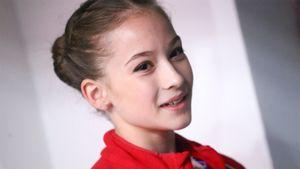 Ученица Тутберидзе Акатьева выиграла чемпионат России среди юниоров