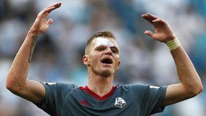 Футболист Тарасов настаивает напятикратном уменьшении алиментов надочь