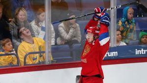 «Уменя самый дорогой гол вКХЛ!» Мощное интервью неожиданного капитана сборной России