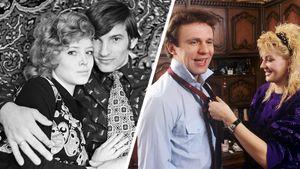Как выглядели в молодости жены советских хоккеистов — Третьяка, Харламова, Фетисова и других: фото