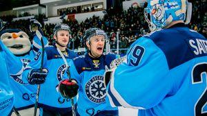 «Сибирь» впервые зачетыре года вышла вплей-офф. Это уже напоминало проклятие девятого места