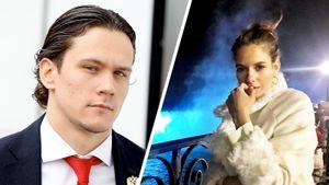 «Яплакал, аона уехала намалеванная». Отец Зайцева признался, что следил забывшей женой хоккеиста