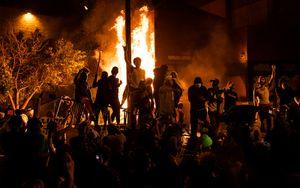 «Войска иполиция оставили власть беспорядкам». Олимпийский чемпион Каспарайтис— оситуации вСША