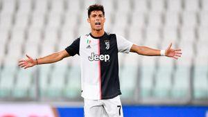 «Юве» — «Наполи» — матч-фантом: туринцы приехали на стадион и вышли на поле, хотя соперник остался в Неаполе