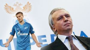 «Кокорин неуголовник, оннужен российскому футболу». Новый президент РФС— оглавном