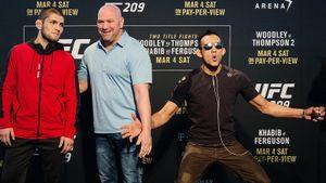 «Нас остановит только полное закрытие государства». UFC будет делать турниры, несмотря напандемию коронавируса
