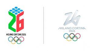 МОК представил эмблемы Олимпиады и Паралимпиады 2026 года. Они впервые были выбраны при помощи онлайн-голосования