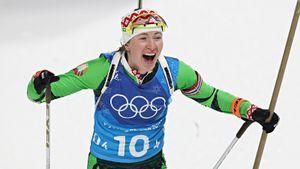 Самые забавные ошибки биатлонистов во время гонок: Домрачева перепутала лежку и стойку, Фуркад забыл о доппатроне
