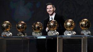 Месси — лучший футболист десятилетия в Южной Америке по версии IFFHS
