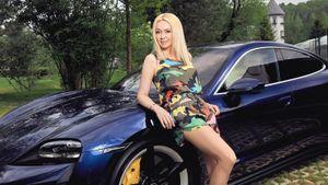 Рудковская — о втором ребенке в семье с Плющенко: «Скоро»