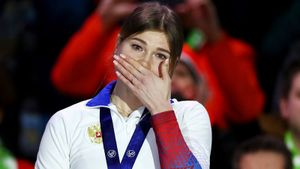 Фаткулина: «Обидно, что государство не может отстоять российских спортсменов и показать, что мы сильный народ»