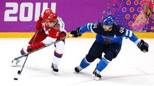 Они испортили нам домашнюю Олимпиаду ичемпионат мира. Как Финляндия выбивала Россию изплей-офф