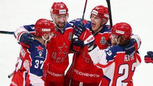 Сенсации не случилось — ЦСКА спокойно добил «Локо» в седьмой игре. В финале Запада снова будет армейское дерби