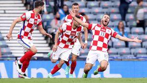 Влашич забил и помог спасти Хорватию от позора на Евро. Теперь Украина еще ближе к вылету