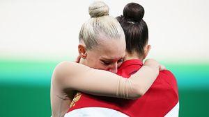 Гимнастка Кудрявцева: «Булавы с Игр в Рио не хотела везти домой. Мама сказала: «Дурочка, что ли? Продадим потом»