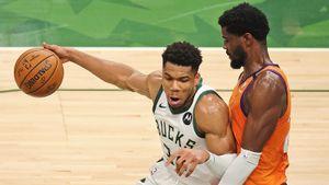 «Финикс»— «Милуоки»: аналитики назвали фаворита пятого матча финала НБА
