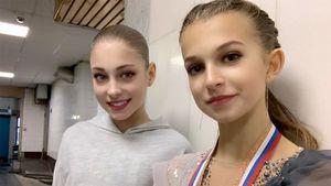 13-летняя русская фигуристка заявила, что нужно пить правильный допинг, чтобы побеждать