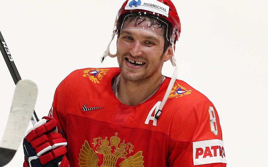 Овечкин назвал пятерку мечты без русских игроков
