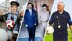 Сын Саддама Хусейна угрожал взорвать самолет с тренером, воспитавшим Аршавина, и дробил футболистам кости