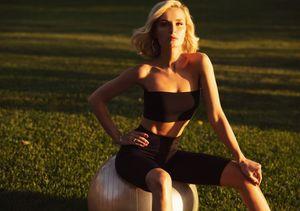 «Я не за ЗОЖ, совсем нет». Полина Гагарина рассказала, зачем она на самом деле занимается фитнесом