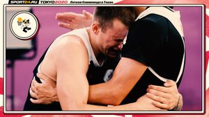 Русские баскетболисты упустили золото Олимпиады. Парни объяснили, что им помешало