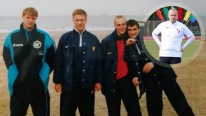 «Спартак», «Бордо», матч против Зидана, шесть крестов, в 38 лет — команда завода. Знакомьтесь: Алексей Косоногов