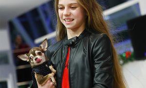 Трусова опубликовала милое видео со своей собакой Тиной