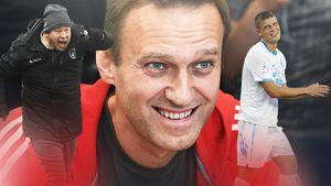 Слуцкий, легенда «Зенита» Денисов и экс-вратарь ЦСКА поддерживают Навального. Реакция футбола на топ-скандал года
