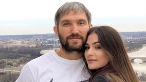 Жена Овечкина выложила фото с мужем после вылета «Вашингтона» из плей-офф: «Скоро мы будем вместе»
