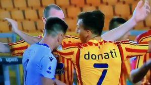 Защитник «Лацио» Габаррон дисквалифицирован на 4 матча за укус соперника
