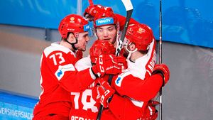 Российские хоккеисты снова выиграли Олимпиаду — теперь студенческую. По-другому быть не могло