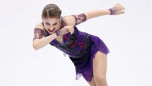 Алена Косторная— чемпионка Европы! Анна Щербакова— 2-я, Александра Трусова— 3-я. Как это было